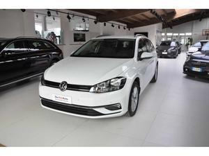 Volkswagen Golf Variant 1.6 TDI 115 CV DSG Confortline