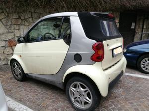 Vendo Smart 450 incidentata