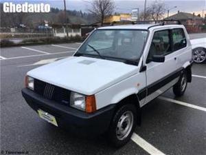 FiatPANDA 4X4