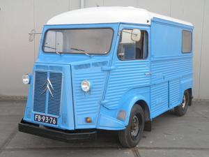 Citroën - HY Camper -