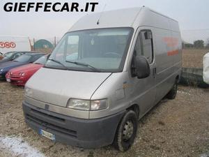 Fiat Ducato  diesel Furgone MOTORE KO