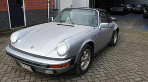 Porsche - 911 Cabriolet -