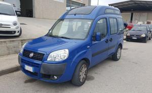 Fiat Doblò Allestimento trasporto disabili