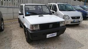 Fiat Panda X4 Trekking