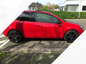 Golf 6 coupe