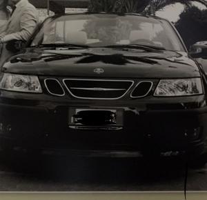 Cabrio Saab 9.3