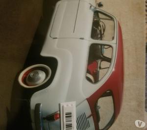 vendesi Fiat 600 bicolore del