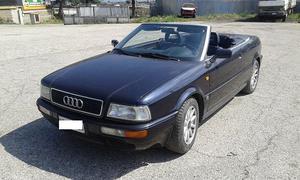 Audi 80 cabrio 1.8 benzina anno