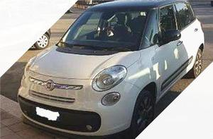 Fiat 500L Natural Power Lounge