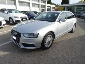 Audi A4 A4 Avant 2.0 TDI 177CV mult. Busin. Plus