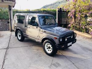 Suzuki Samurai 1.3 Passo Lungo Hard-top DE Luxe GPL