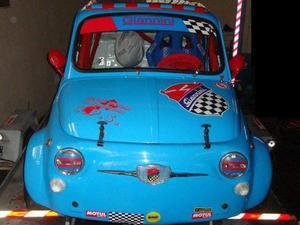 Fiat 500 gruppo  storica