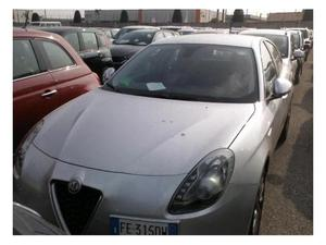 ALFA ROMEO Giulietta 1.6 JTDM 120CV 6M. E6 SUPER (CRUISE -