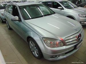 Mercedes-benz C 220 Cdi Avantgarde Sw Aut.