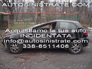 acquisto auto alluvionate incidentate sinistrate con motore