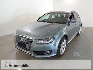 AUDI A4 allroad 3.0 V6 tdi Advanced s-tronic A4 IV