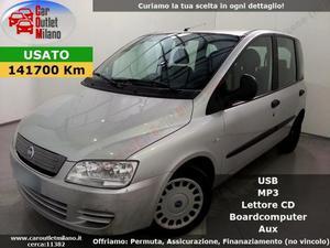 FIAT Multipla 2ª MJT  D 120CV 5Man 5P Argento rif.