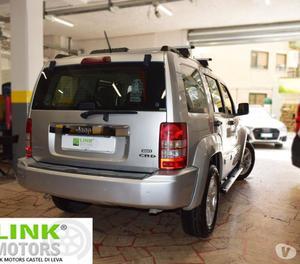 Jeep Cherokee 2.8 CRD DPF Limited Auto IN OTTIME CONDIZIONI