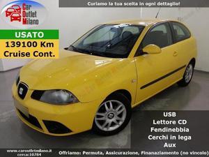 SEAT Ibiza 3ª Special Ed.  D 80CV 5Man 3P Giallo