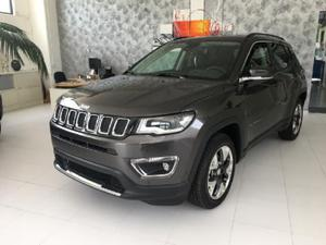 Jeep Compass 2.0 Mjt II 4WD Limited