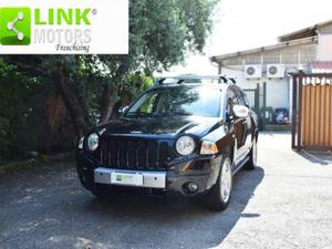 Jeep Compass Turbodiesel DPF Limited