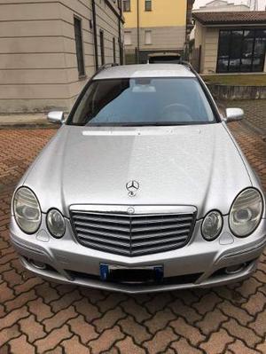 Mercedes e320 sw elegance
