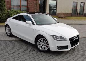Audi tt 1.8 tfsi 160cv coupe xenon led