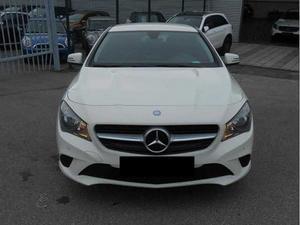 Mercedes-benz cla 200 mercedes-benz cla g-tronic