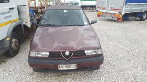 Alfa romeo 155 twin spark -