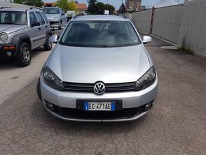 Volkswagen Golf VI 1.6 TDI 105 CV Variant