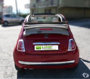 Fiat 500 Cabrio 1.3 Multijet 16V 95cv Lounge