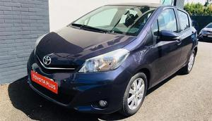 Toyota Yaris 3 serie 1.3 CVT Stop & Star 5 p Lounge