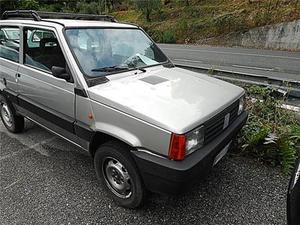 Fiat Panda  i.e. cat 4x4 Trekking