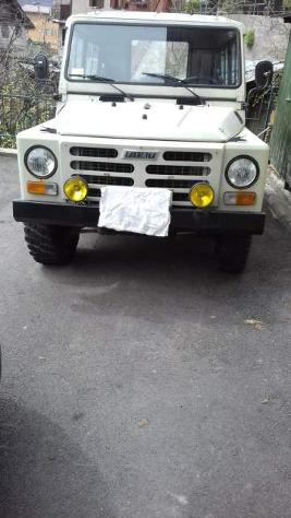 Fiat campagnola  civile
