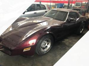 Superba Chevrolet Corvette C3