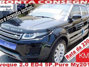 Land Rover Evoque Range Rover Evoque 2.0 eD4 5p. Pure
