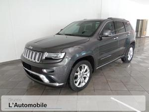 JEEP Grand Cherokee g.cherokee 3.0 crd V6 Summit s&s 250cv