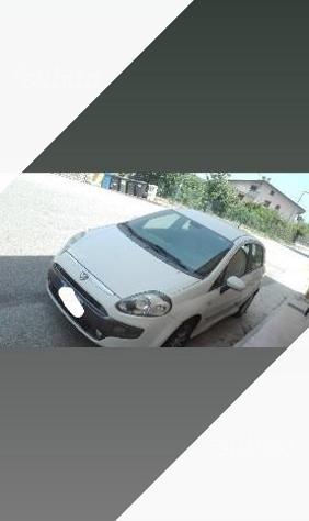 FIAT Punto Evo -
