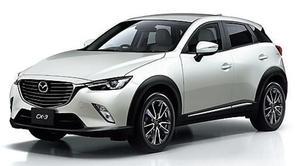 Mazda CX-3 1.5L Skyactiv-D Exceed