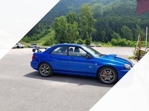 Subaru wrx spec c sti
