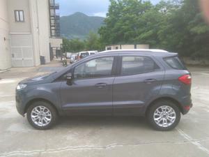 Vendo Ford Ecosport Plus 1,5 TDCi 95 CV diesel