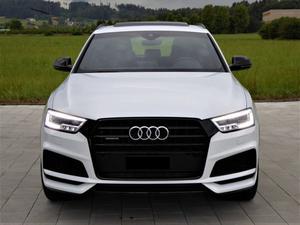 Audi q3 audi q3 2.0 tfsi sport quattro competition