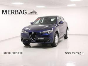 Alfa Romeo Stelvio 2.2 Turbodiesel 210 CV AT8 Q4 Super ???