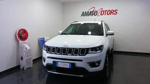 JEEP Compass 2.0 Multijet II 170 Limited 4WD AT9