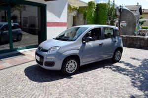 Fiat Panda cv Easy, grigio moda, interno antracite,