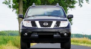 Nissan navara nissan navara 2.5 dci 4 porte double cab se