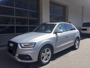 Audi q3 audi q3 2.0 tfsi quattro
