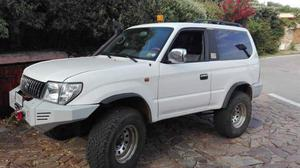 Toyota Land Cruiser KZJ 90 costretto a svendere causa