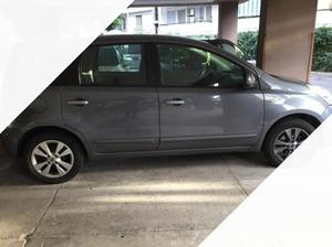 Nissan note 1.5 dci anno