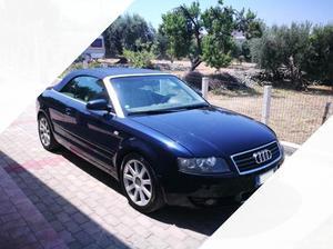 Audi a4 cabrio 2.5 v6 tdi